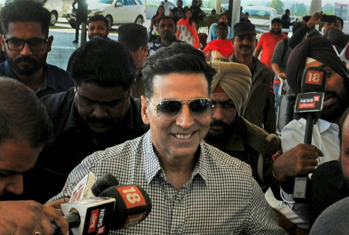Akshay Kumar has produced movies in Hindi, Marathi and Punjabi and also mentioned that he is open to backing more films in the same space. PTI File Photo