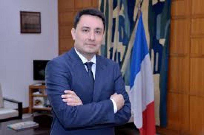 Ambassador of France to India Alexandre Ziegler.