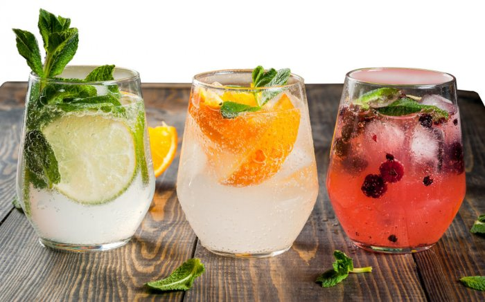 On its own, gin is hardly a meek liquor, containing just as much alcohol (40%) as rum, whiskey, tequila or vodka.