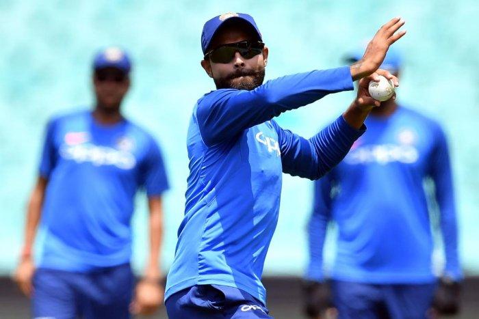 A parsimonious bowler, an exceptional fielder and a decent batsman, Jadeja brings a lot to the table. AFP
