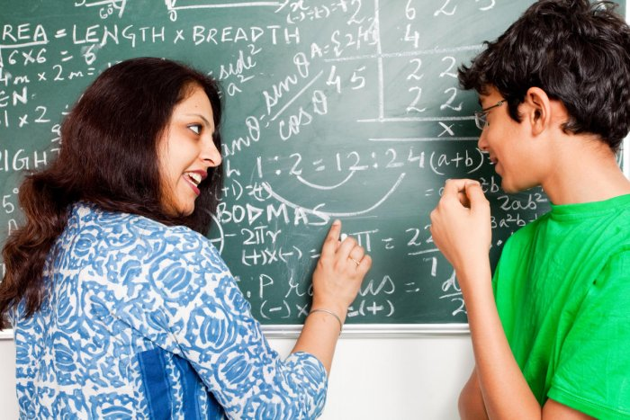 Accommodative Teacher is a catalyst in the creative experiment going on in the classroom.