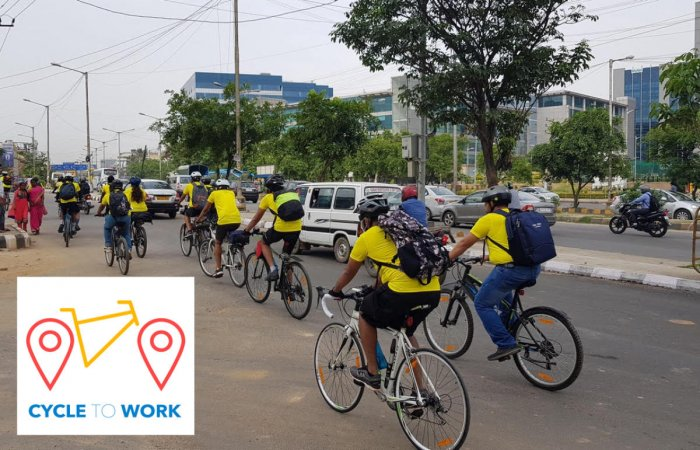 The project ranks companies on the basis of the number of registered riders and the trips done.