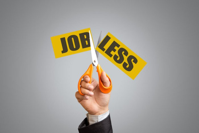 Six crore Indians out of 60 crore who go to work may lose jobs.