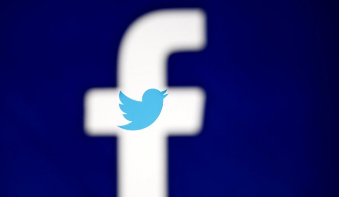 The American tech giants announced on Monday they had suspended nearly 1,000 active accounts linked to the campaign, while Twitter said it had shut down about 200,000. (Reuters photo)