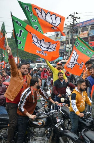 The long-drawn out election schedule, especially in states where BJP is weak or has high stakes, allows Modi to campaign extensively
