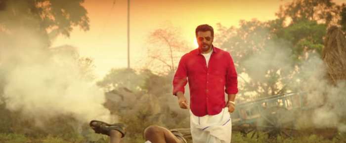 'Jagamalla', the Kannada-dubbed version of Tamil action thriller 'Viswasam' was released on Friday, two months after its original came out.