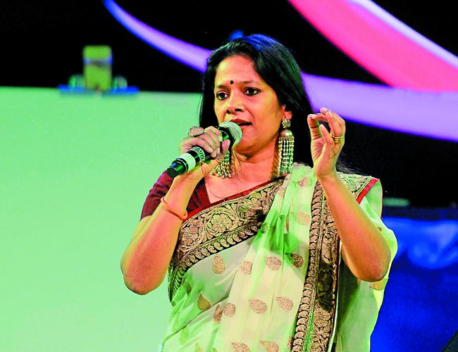 MD Pallavi won the Karnataka State Film Awards for Best Playback Singer in 2006 and 2007.