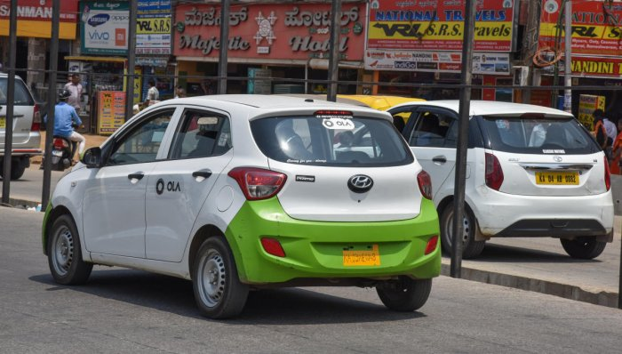 The government revoked the ban on Ola after just 2 days.