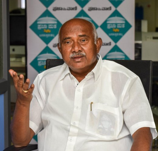 Addressing media persons, he accused Siddaramaiah of not ensuring proper coordination between the two coalition partners - the Congress and the JD(S). (DH File Photo)