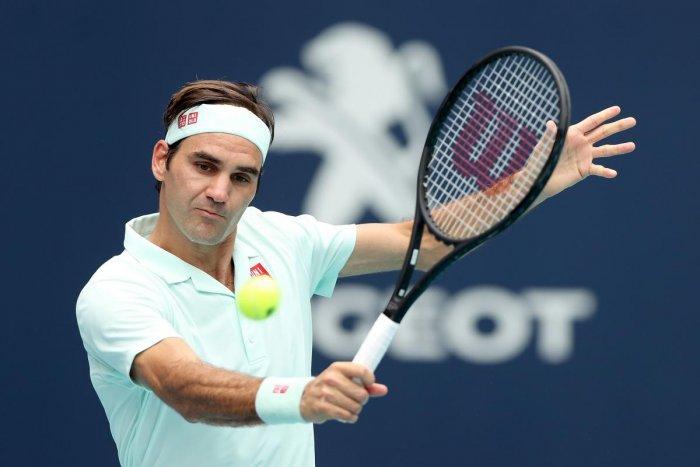 Roger Federer. AFP File Photo