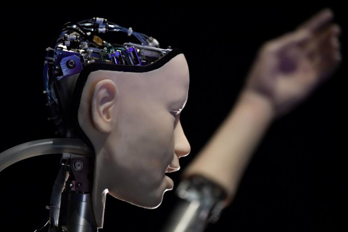 Scientists have developed an artificial intelligence system that uses portrait photos in combination with genetic and patient data to efficiently and reliably diagnose rare diseases. (Photo AFP)