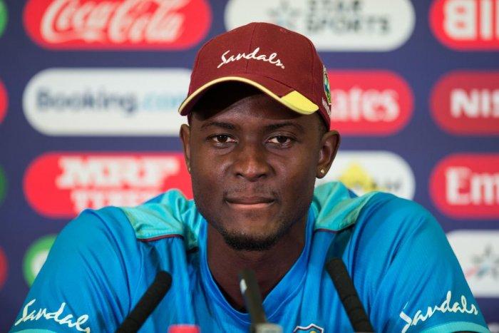 West Indies' captain Jason Holder. Representative Image. (AFP Photo)