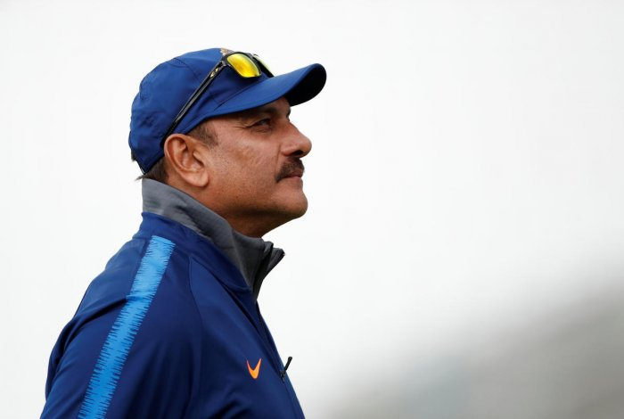 Ravi Shastri recalled the memorable win over the West Indies on the opening day of the 1983 World Cup at the Old Trafford stadium. (Reuters Photo)