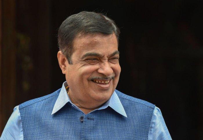 MSME minister Nitin Gadkari. (File Photo)