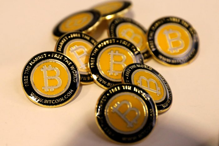 Blockchain, one of the world's largest digital currency wallet companies. (Reuters Photo)