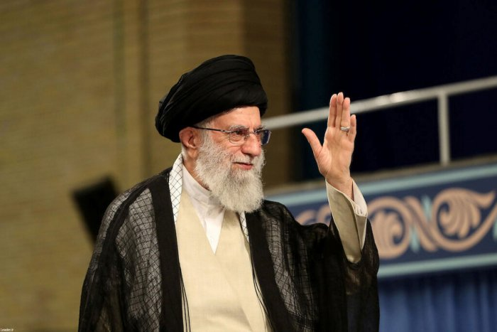 Iran's Supreme Leader Ayatollah Ali Khamenei. Photo credit: Reuters
