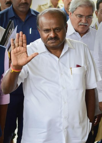 A government order implementing the Act was issued on July 23, which was Kumaraswamy's last executive decision as CM.(Photo by PTI)