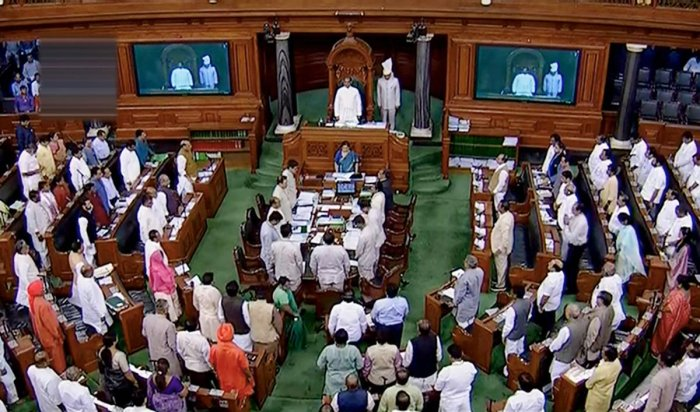 The opposition parties told the government on Monday that it was against extending the ongoing session of Parliament, sources said. (PTI Photo)