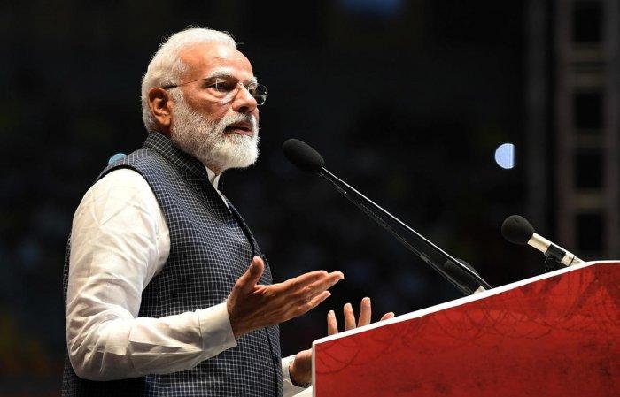 Narendra Modi (PIB/PTI Photo)