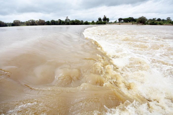 'India releases 2L cusecs water into Sutlej without intimation, causes flood-like situation,' says Pakistan (Image for Representation)