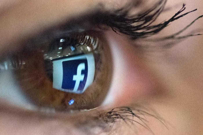 However, the majority of stories people see will be determined by software. (AFP photo)
