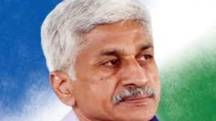V Vijay Sai Reddy, YSRCP MP
