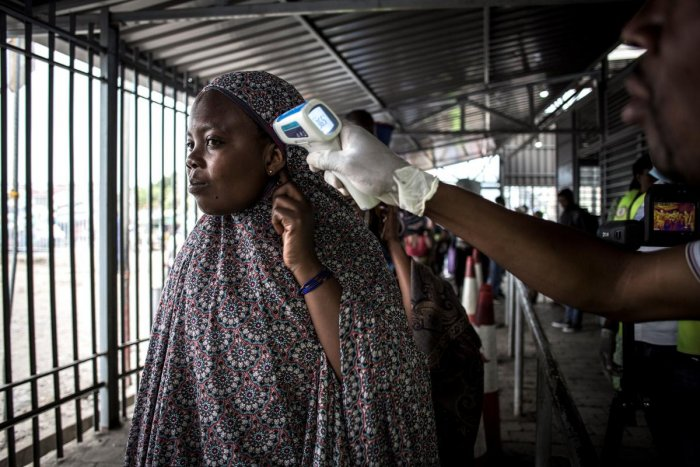 It is the second-worst Ebola outbreak in history after more than 11,000 people were killed in Guinea, Sierra Leone and Liberia between 2014 and 2016. AFP photo