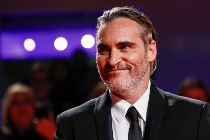 "Joaquin Phoenix poses at the premiere of ""Joker"" at the Toronto International Film Festival (TIFF) in Toronto, Ontario, Canada. (Reuters Photo)"