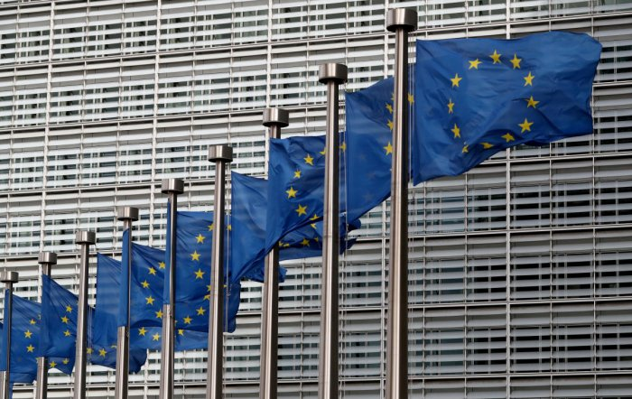 Trade between the EU and Thailand is valued at about 38 billion euros ($42 billion) in 2018, according to the European Commission. (Reuters File Photo)