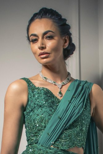 Wearing diamond-studded jewellery has become ragingly popular over the years.