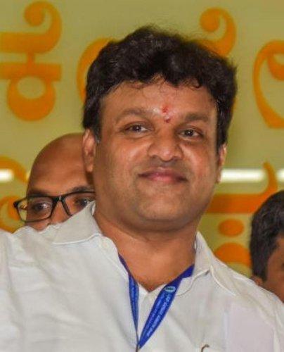 Mayor Gowtham Kumar