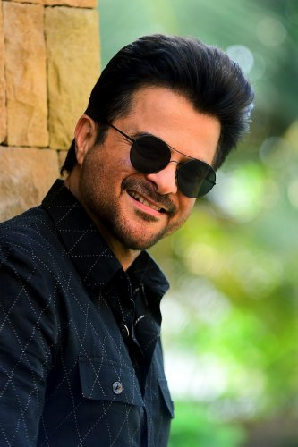Indian Bollywood actor Anil Kapoor. AFP photo
