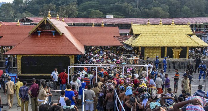 On January 28, the court had said it would not grant more than 10 days time to finish arguments on the issues, arising out of Sabarimala case judgement.