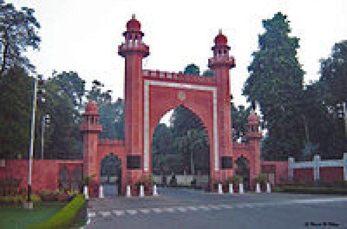 Aligarh Muslim University. (Photo by Wikipedia)