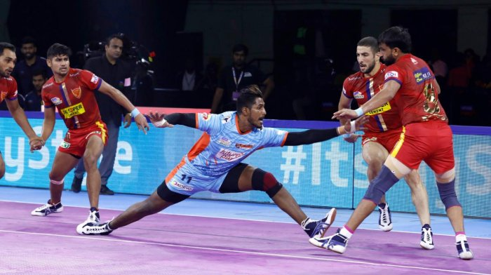 K Prapanjan, a gifted raider, was one of the architects of Bengal Warriors' title-winning campaign in the Pro Kabaddi League VII.