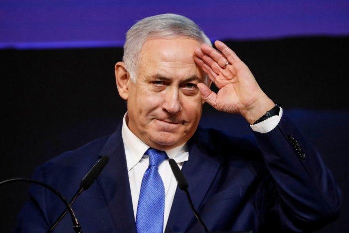 Israeli Prime Minister Benjamin Netanyahu(Photo by DH)