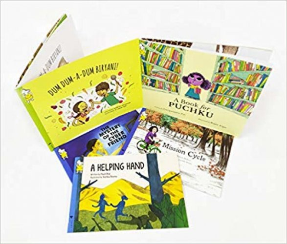 Indian books for Indian children