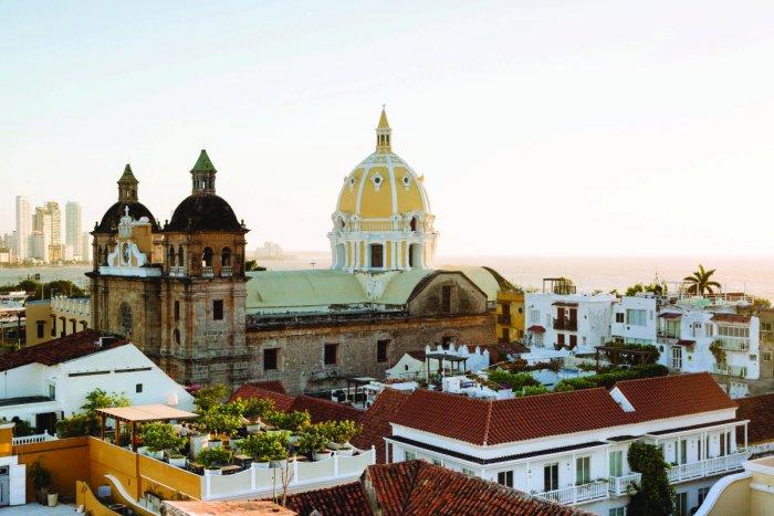 Cartagena Colombia, Photo credit: Luxury Gold