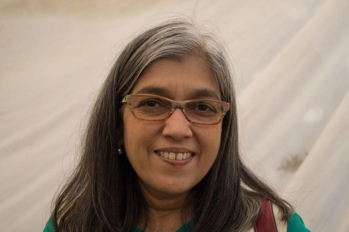 Ratna Pathak Shah is one of the finest actresses in Bollywood. (Credit: Wikimedia Commons)