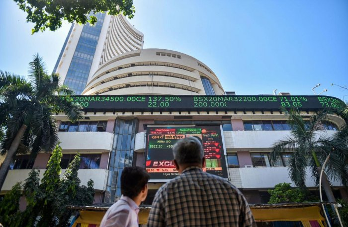 Earlier, Indian stock markets -- National Stock Exchange (NSE) and Bombay Stock Exchanges (BSE) -- had asked their employees to work from home as a precautionary measure for preventing the spread of COVID-19.
