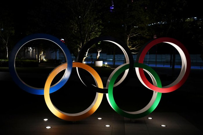 The IOC had come under mounting pressure in recent days to postpone the world's biggest sporting event, with teams, athletes and sports bodies all calling for a delay.