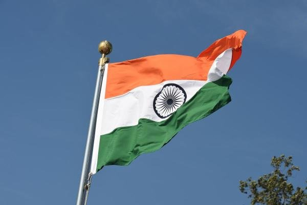 Indian flag. (AFP Photo)