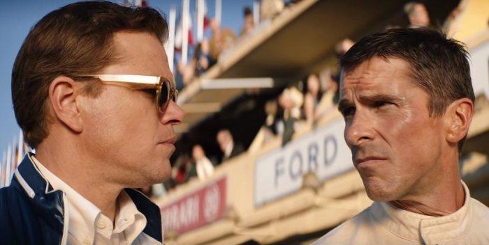 Ford V Ferrari Movie Review Beating Ferrari In Style Deccan Herald