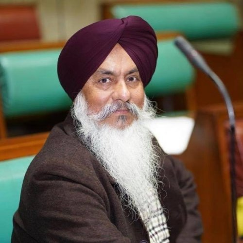 He also hit out at Akalis for holding separate programme on the occasion of 550th birth anniversary celebrations of Guru Nanak Dev last year. (Credit: Facebook Photo)
