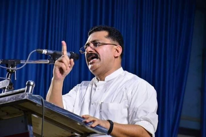 Kerala Higher Education Minister K T Jaleel had raised suspicions over the selection of Congress leader Ramesh Chennithala's son to the civil services in 2017. Photo/Facebook (Dr. KT Jaleel)