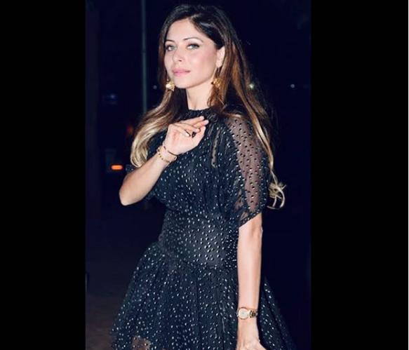 Singer Kanika Kapoor (@kanik4kapoor Instagram)