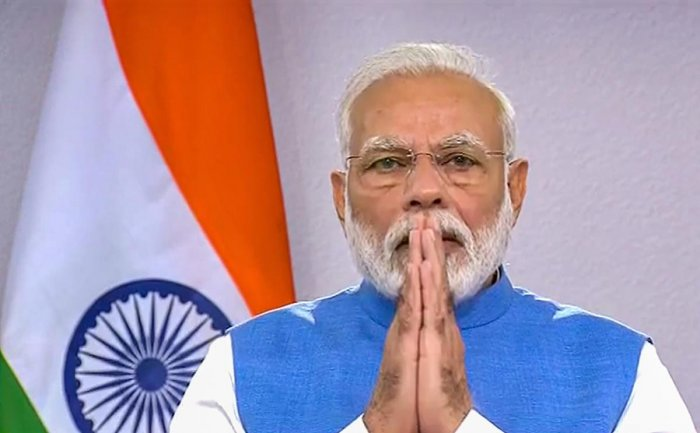 The Prime Minister has been calling senior functionaries of the party who worked for the Sangh Parivar in the time of adversities to build up the BJP in its present form. PTI/File photo