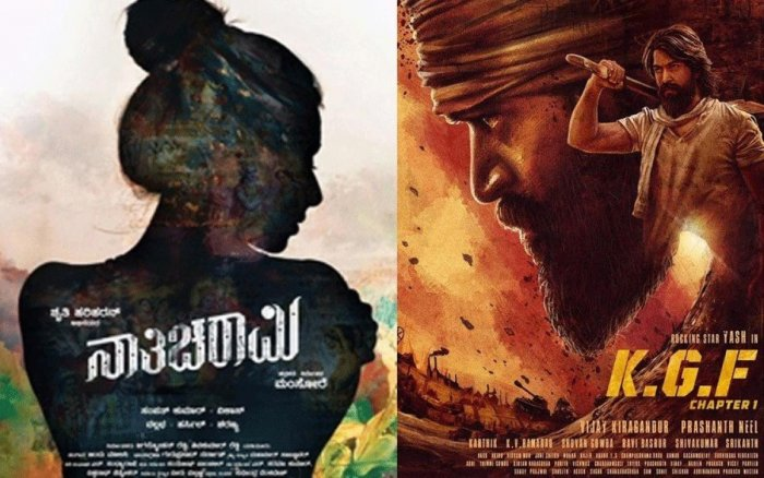 'Nathicharami' was named the best Kannada film while 'KGF' bagged two awards.