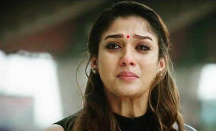 Actress Nayanthara. (Credit: Facebook)