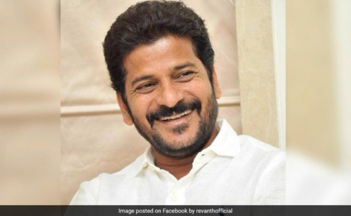 Revanth Reddy, Congress Working President and Kodangal MLA. Credit: Facebook/@revanthofficial